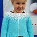 Elsa Cardigan Frozen pattern
