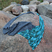 Ocean Waves Shawl pattern