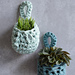 Small Plant Pockets pattern