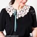 Crochet Dreamy Collar pattern