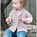 Shawl Collared Cardigan pattern
