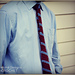 Preppy Hipster Skinny Tie pattern