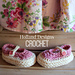 Easy Street Baby Shoes pattern