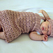 Lace Confection Baby Dress pattern