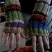 Doctor Who Wrist Warmers pattern