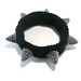 Spiked Dog Collar pattern