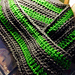 Color His World Scarf pattern