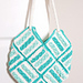Braided Beach Bag pattern