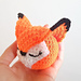 Fabulous Foxy pattern