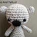 Kleine koala pattern
