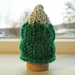 Winter Tree Cork Topper pattern