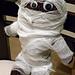 Crochet Mummy Doll pattern