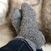 Hebridean Walking Socks pattern
