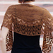 Fucus Asparagoides Shawl pattern