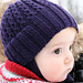 Double Rib Toddler Hat pattern