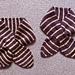 Petite Striped Scarf pattern