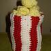 Movie Munchies - Popcorn and Pretzel pattern