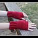 Hands Are Hard Fingerless Gloves pattern
