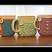 A Trio of Coffee Cozy Coasters pattern