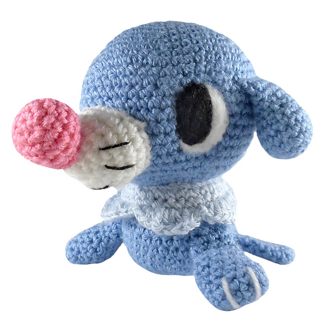 Ravelry Pokemon Mega Gardevoir Pattern by I Crochet Things ... | 640x640