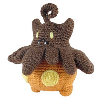 Ravelry: Pokemon: Mini Eevee pattern by i crochet things | 320x320