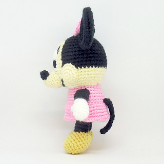 Minnie mouse pattern | Mickey mouse de ganchillo, Amigurumis ... | 320x320