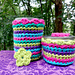 Jelly Jar Covers pattern