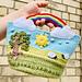 'Rainbow Kinda Day' Crochet Handbag pattern