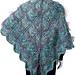 P457 Butterfly Lace Shawl pattern