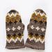 Bernie's Handknit Mittens pattern