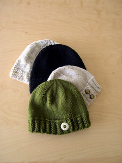 2 Months, 22 Hats - Button Tabs