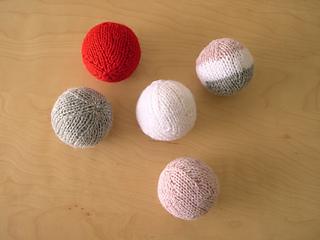 Knit Balls