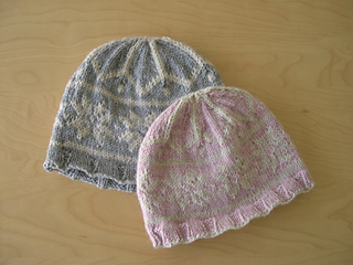 2 Months, 22 Hats - Snowflower