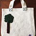 Nicki Tote with Tree Applique pattern