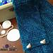 Mermaid Cowl pattern