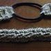 Silver Lining Headband pattern
