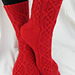 Cranberry Cordial Socks pattern