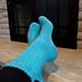 Bedford Cross Socks pattern