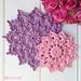 Zahra Doily pattern