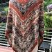 Turmeric Shawl pattern