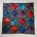 Knitter's Quilt: Dancing Diamonds pattern