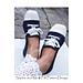 Sneaker Classics Ballerina version pattern