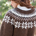 Unnur Icelandic Pullover pattern