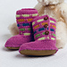 Popsicle Boots pattern