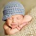 Li'l Jackie Hat pattern