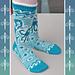 Pet Octopus Socks pattern