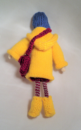 Ravelry Poseable Coraline Doll Pattern By Inkti