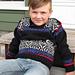 Heimdal Sweater pattern