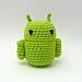 Android Amigurumi Doll pattern