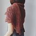 Acorn shawl pattern